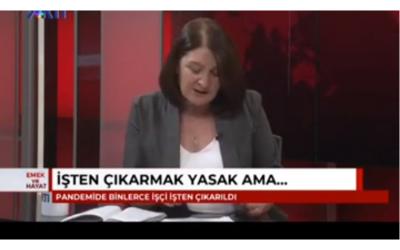 ÖSÖBDER Yönetim Kurulu Başkanı Sayın Şahin Ķılınç'ın Canlı Yayını ÖSÖBDER Basın Açıklaması